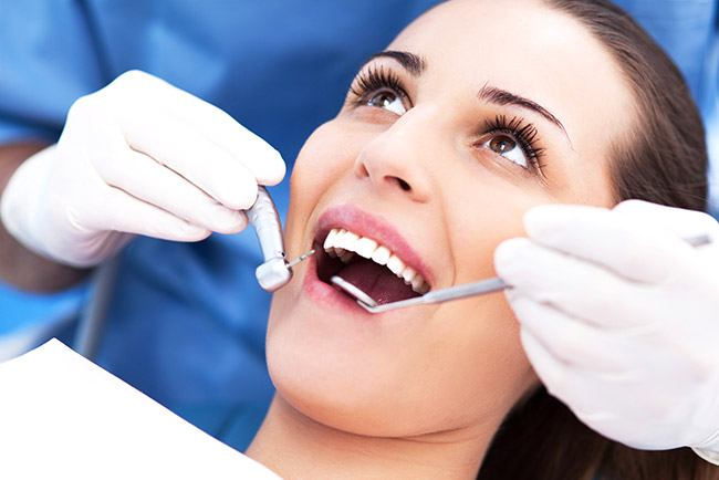 Composite Fillings Procedure