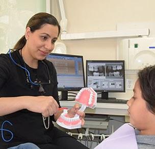 Restorative Dentistry Options - Dr. Harpreet